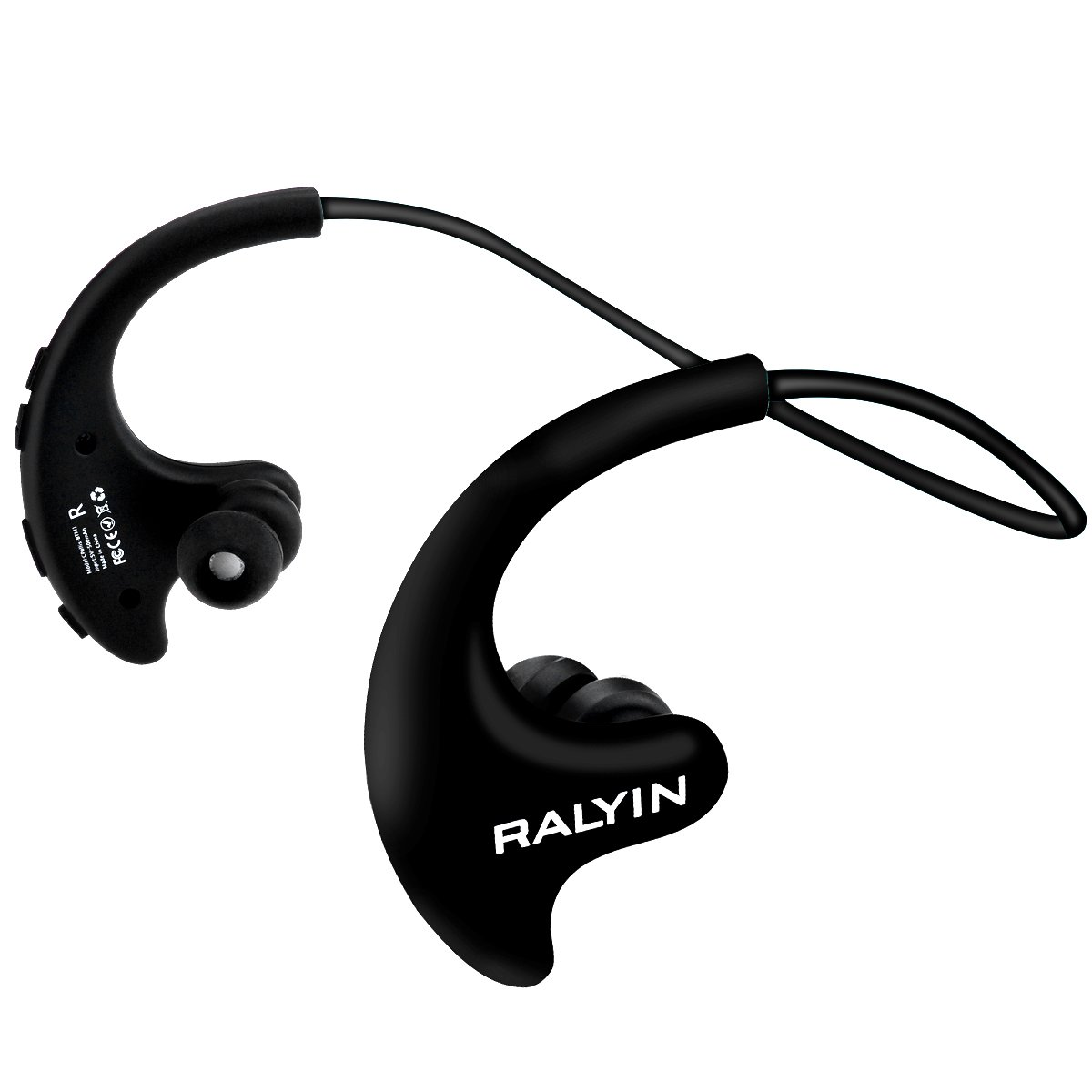 Sports stylish rechargeable mp3 music player headset foto