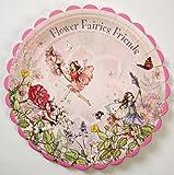 Meri Meri Party Plates, Flower Fairies - Large
