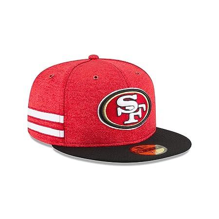the best attitude e5c50 eaa9f New Era 59Fifty Cap - Sideline Home San Francisco 49ers - 6 7 8