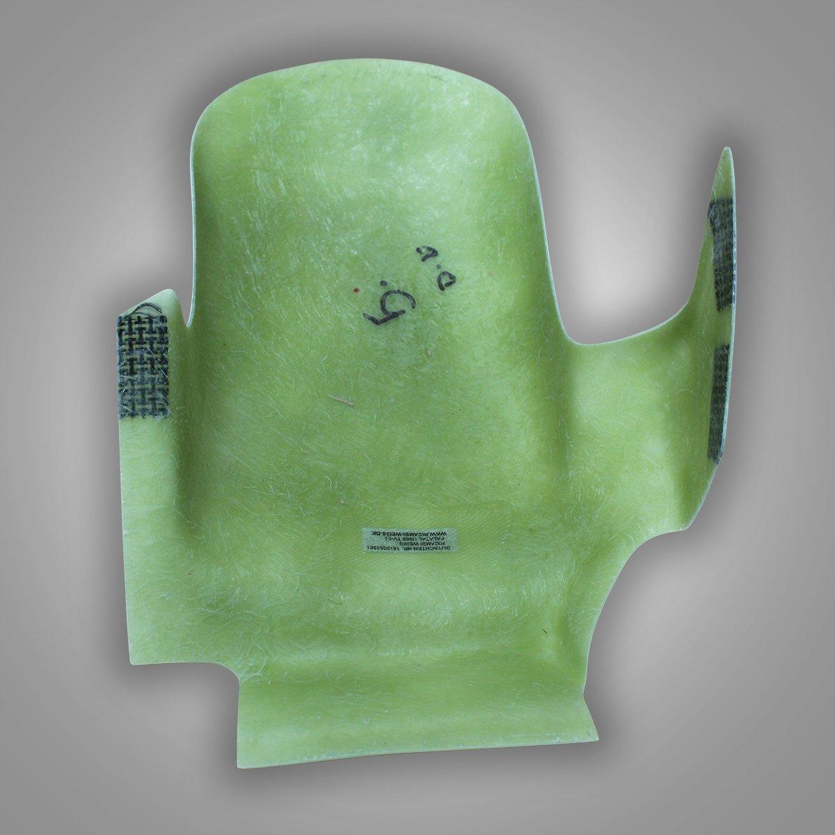 LR25 RicambiWeiss YAMAHA YZF 1000 R THUNDERACE Hinterradabdeckung Schutzblech Fender Hinten