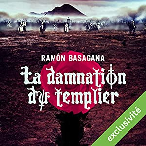 La damnation du templier | Livre audio