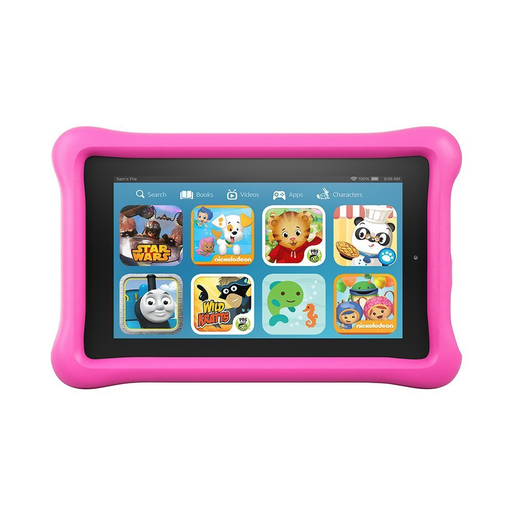 "Amazon - Fire Kids Edition - 7"" - Tablet - 8GB"