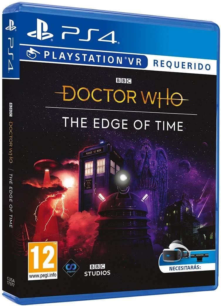 Doctor Who: The Edge of Time: Amazon.es: Videojuegos