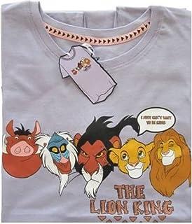 Primark Ladies Girls Womens Disney Simba The Lion King Nightdress Night Shirt Nightie Pyjamas Pajamas UK