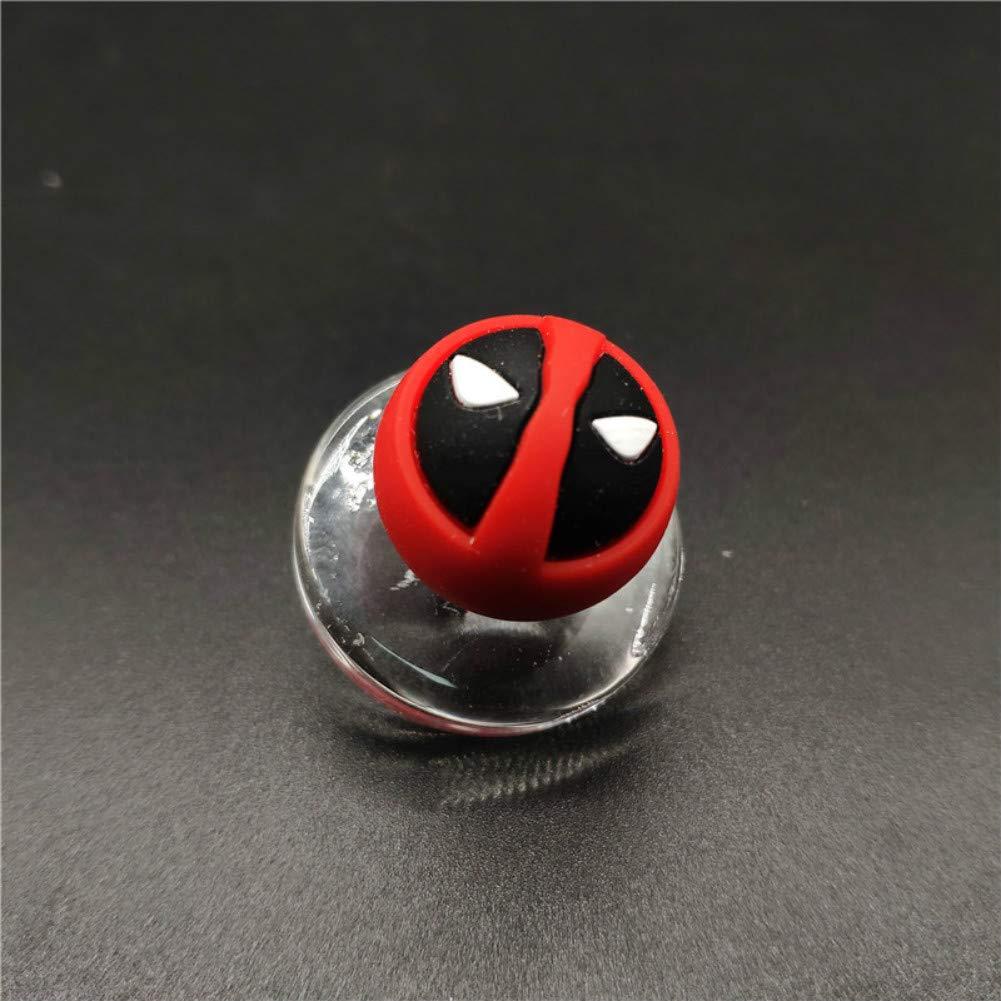 Aduben Glass Accessory Cute Cap Carb Cover 26mm