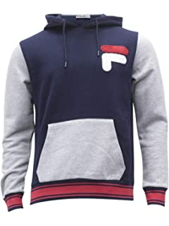 f0eeebe49493 Fila Men's Flamino Fleece Hoodie at Amazon Men's Clothing store: