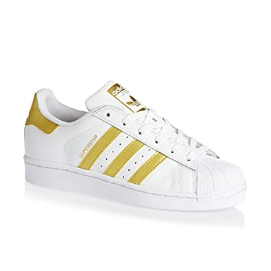 adidas superstars kids gold
