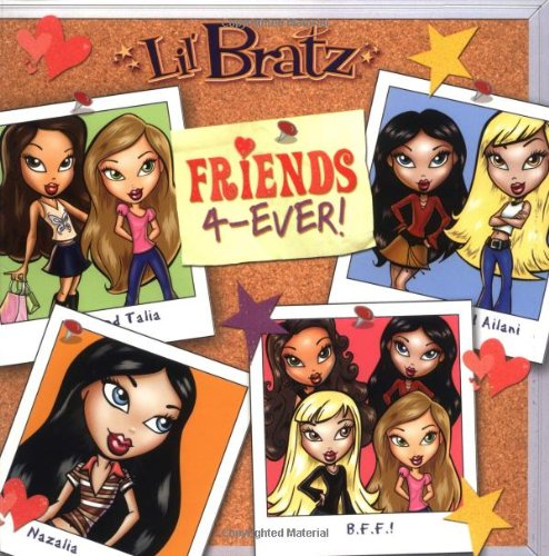 L'il Bratz: Friends 4-Ever! ebook