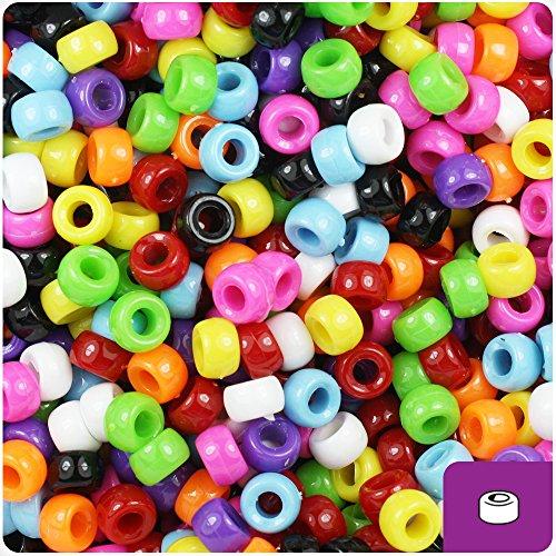 Mixed Pony Beads - 3