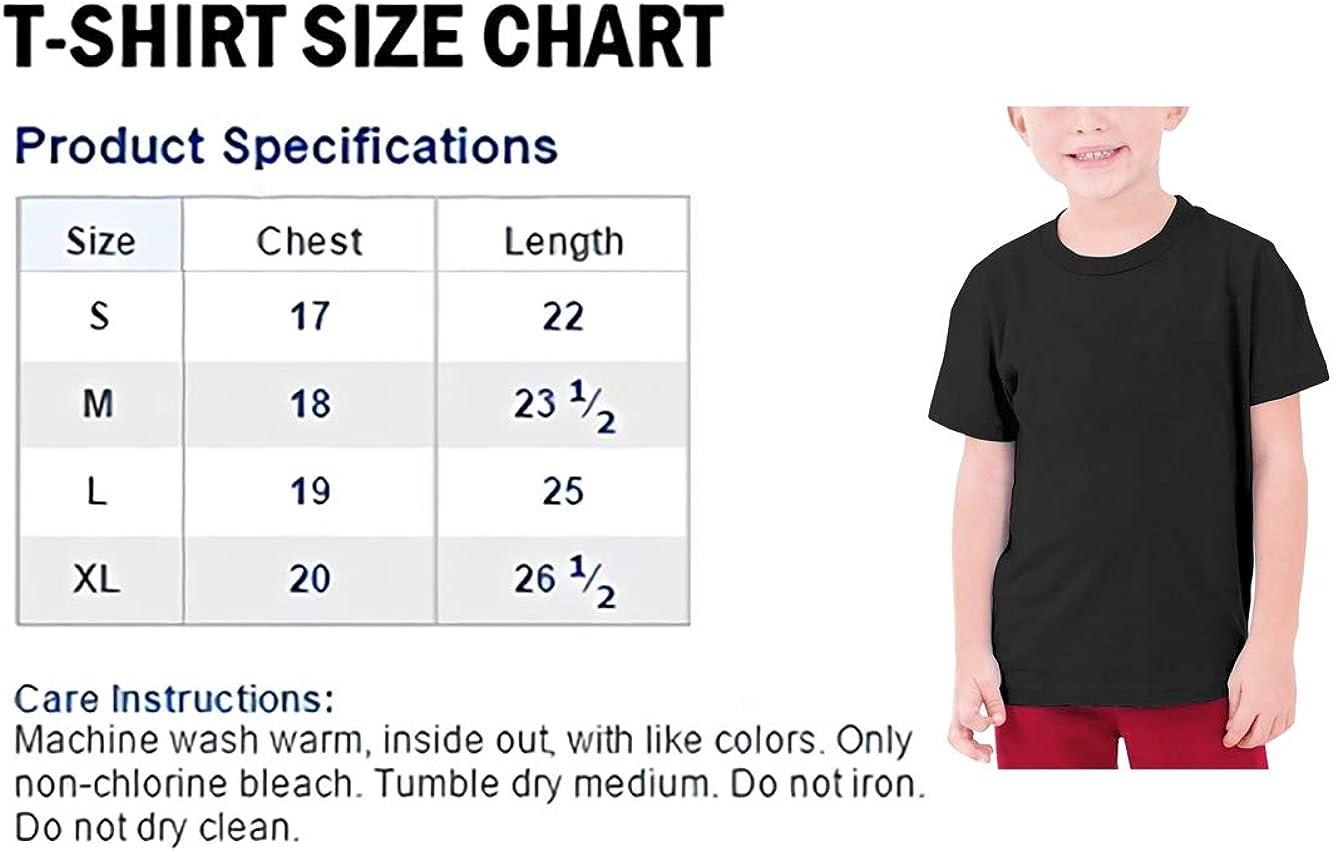 Magicuas Kid T Shirt Adopt A Demodog S-Stranger Thing-s Fan Short-Sleeve Tops Children Tee Teenage Halloween Tshirt for Boy Girl Black