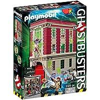 Playmobil Caserma dei Ghostbusters,, 9219