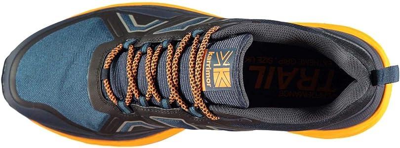 Karrimor Hombre Rapid Zapatillas Deportivas De Trail Running Azul/Naranja 46 EU: Amazon.es: Zapatos y complementos