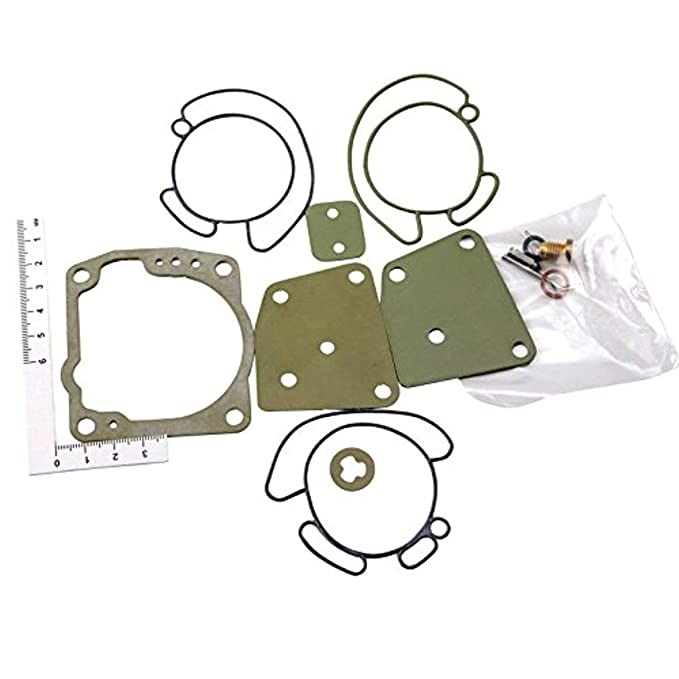 Amazon Com Johnson Evinrude Carb Carburetor Rebuild Kit Many V4 V6