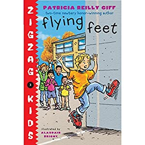 Flying Feet Audiobook
