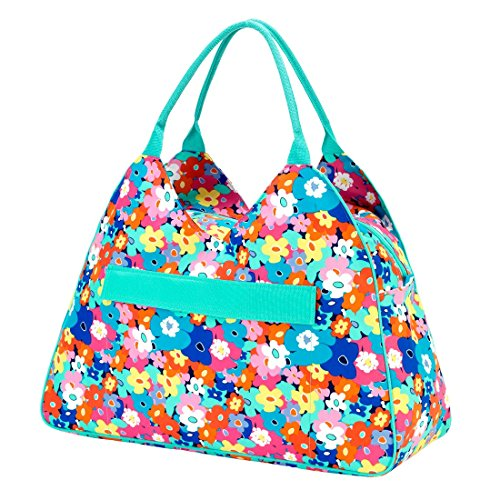 Wholesale Boutique Beach Pool Summer Bag Collection (Blank, Poppy)