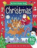 My First Sticker Book Christmas