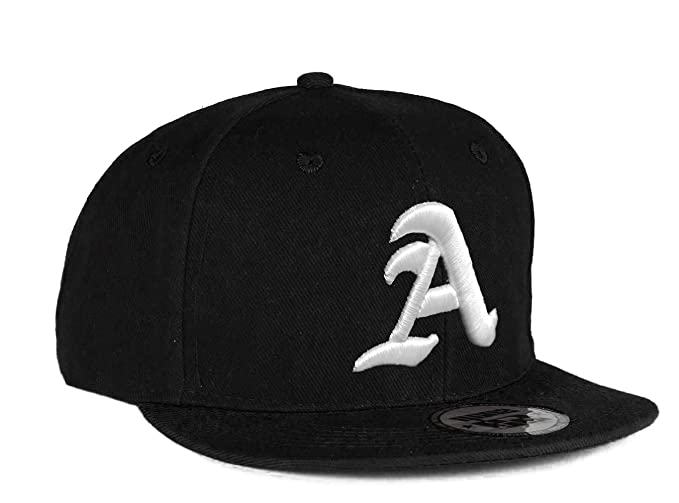 a412863295e 4sold® Snapback Hat with Raised 3D Embroidery Letter Baseball Cap Hip-Hop  Cap Hat
