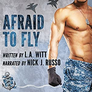 Afraid to Fly Audiobook