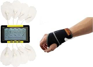 HealthmateForever 10 Modes écran tactile numérique thérapie de massage Pulse Noir