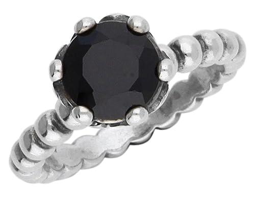 pandora nero anello