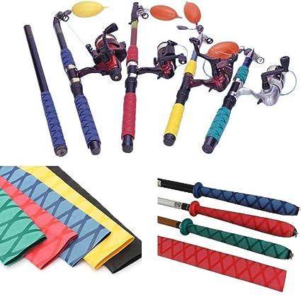Angelrute Griff Werkzeuge Zubehör Elements Ersatz Schrumpfbar Versorgung