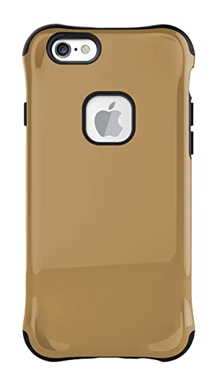 size 40 7df51 7e571 iPhone 6s Case, Ballistic [Urbanite] Six-Sided Drop Protection [Gold] 6ft  Drop Test Certified Case Reinforced Corner Protective Cover for iPhone 6 /  ...