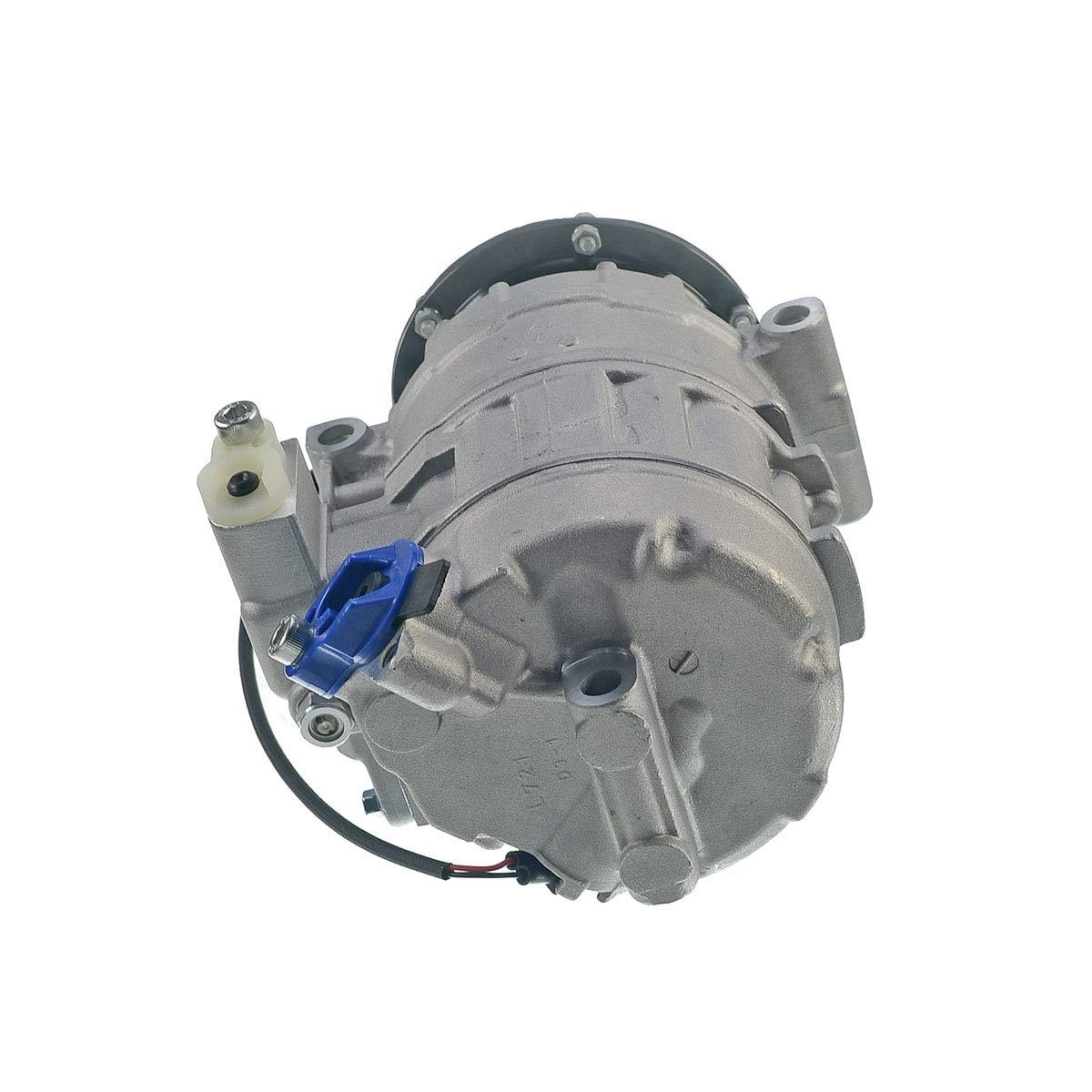 Kompressor Klimaanlage f/ür Multivan V Phaeton Touareg Transporter 2.5L 4.9L 2002-2010 7H0820805C
