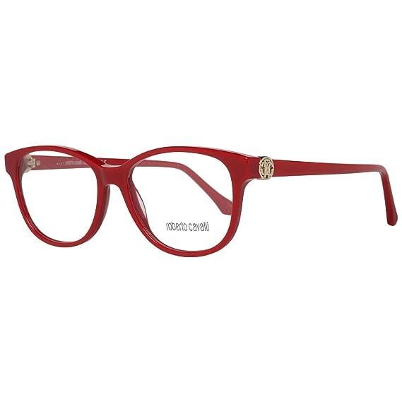Roberto Cavalli RC5074 Gafas de Sol, Rojo (Rosso Luc), 52.0 ...