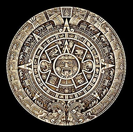 Calendario Dei Maya.Rilievo Da Parete Aztechi Calendario Maya Decodificare