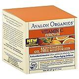 Best Avalon Vitamin C Creams - Avalon Organics: Vitamin C Rejuvenating Oil-Free Moisturizer, 2 Review