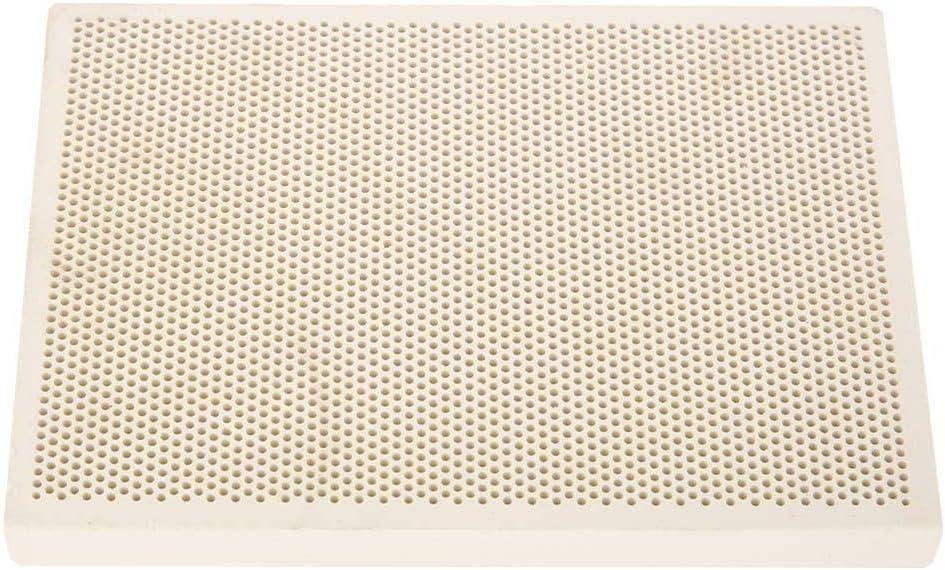 Planche /à souder en c/éramique,plaques en c/éramique Plaques r/éfractaires pour bijoux,outils de traitement de bijoux Outils pour or Bijoux Equipement de chauffage Chauffage Impression de peinture S/éch