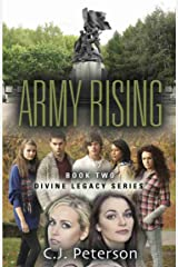 ARMY RISING: Book 2, Divine Legacy Series Kindle Edition