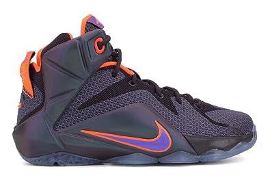 ad8aa230549ba Nike Lebron XII 12 Chaussures de Basket pour garçon (38