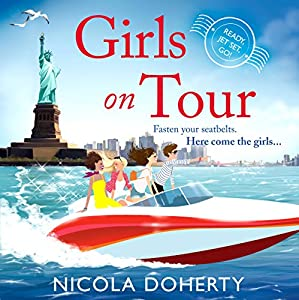 Girls on Tour Audiobook