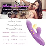 Vibrate Sucking and Licking Clitorial Toy for Women Adullt Toys Bullet Vibrartor Oral Tongue G Spotter Stimulator Six Toy for Women Thrusting Tshirt