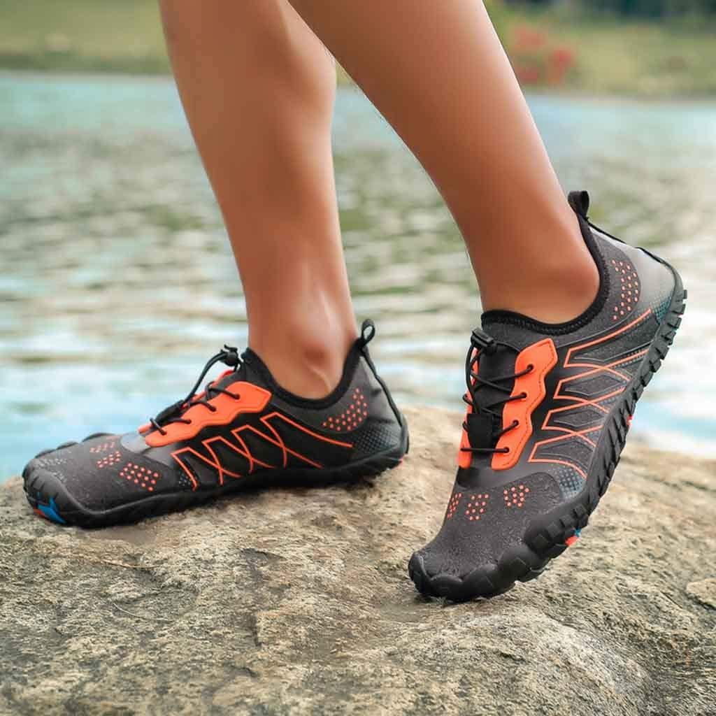 Kauneus  Mens Womens Water Shoes Quick Dry Barefoot Aqua Shoes for Beach Swim Kayaking Snorkeling Water Aerobic Yoga by Kauneus Fashion Shoes (Image #6)
