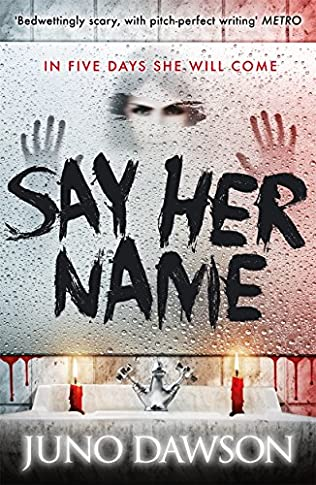book cover of Say Her Name