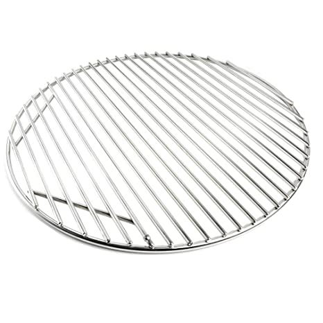 Onlyfire Barbecue Stainless Steel Grid Cooking Grate Fits Kamado Grill Like  Large Big Green Egg,