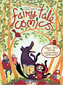 Image result for Fairy Tale Comics