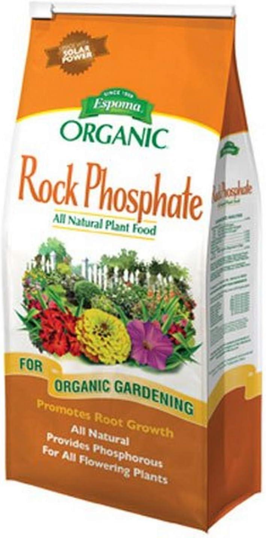 Espoma RP7 Rock Phosphate, 7.25-Pound
