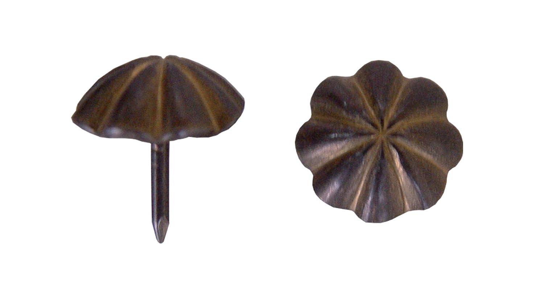 IMEX El Zorro b-77083-b –  tachuela ananas (16 x 20 mm), Bronzage (Lot de 10)