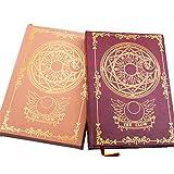 Japan Anime Card Captor Sakura The Clow Magic Painting Book Diary Travel Journal Cosplay Note Book