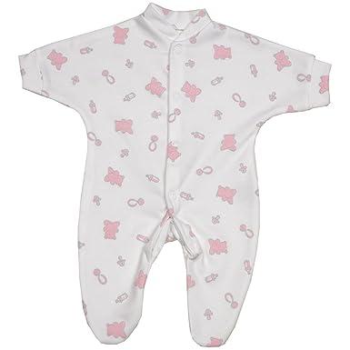 Babyprem Fr/ühchen Kleine Fr/ühgeborene Baby Kleidung 2 Bodies M/ädchen 0-50cm