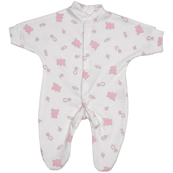 BabyPrem Fr/ühchen Kleine Fr/ühgeborene Baby Kleidung Schlafanz/üge Strampler M/ädchen 0-50cm