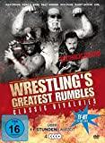 WWE - Wrestling's Greatest Rumbles [4 DVDs]
