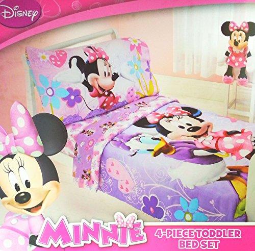 Disney Minnie Piece Toddler Bedding