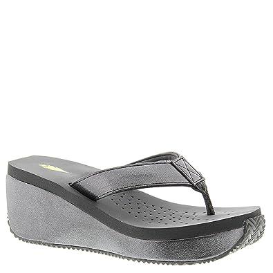 Volatile Josephine Women's Sandal 8 B(M) US Pewter