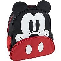 CERDÁ LIFE'S LITTLE MOMENTS, Mochila Escolar de Mickey Mouse-Licencia Oficial Disney para Niños, Rojo, Edades…