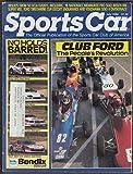 SCCA SPORTS CAR Jack Roush Merkur XR4Ti Nissan 300ZX Turbo 7 1986
