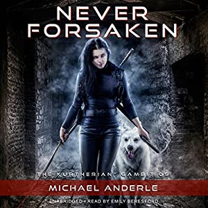 Never Forsaken Audiobook